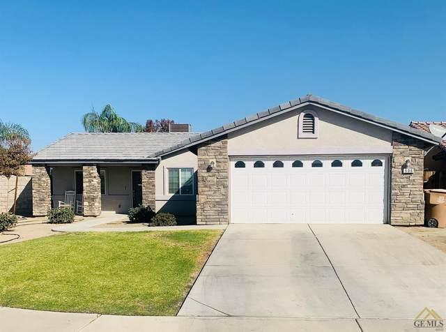606 Boomerang Drive, Bakersfield, CA 93307 (#202111354) :: CENTURY 21 Jordan-Link & Co.