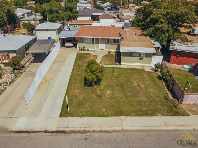 124 Griffiths Street, Bakersfield, CA 93309 (#202111488) :: MV & Associates Real Estate