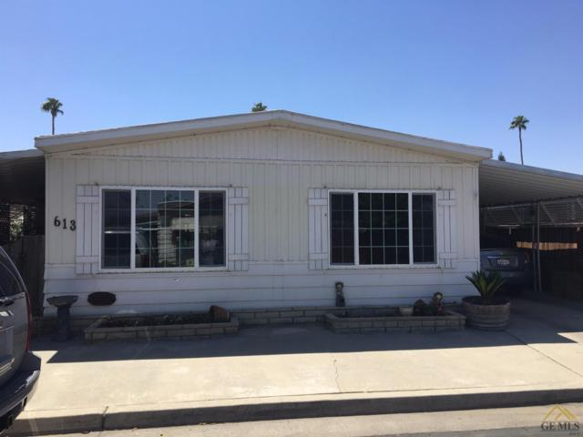 613 43rd Street, Bakersfield, CA 93301 (MLS #21709542) :: MM and Associates