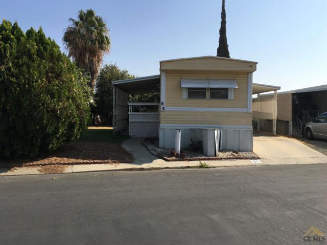 6601 Eucalyptus Drive #62, Bakersfield, CA 93306 (MLS #21712183) :: MM and Associates