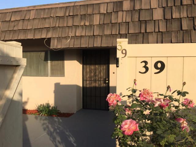 3800 Stockdale Highway #39, Bakersfield, CA 93309 (MLS #21713959) :: MM and Associates