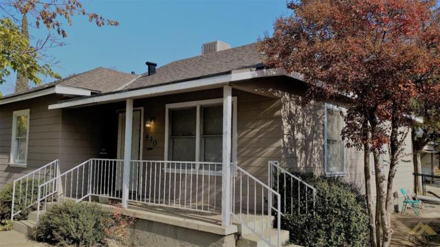 430 T St, Bakersfield, CA 93304 (MLS #21714020) :: MM and Associates