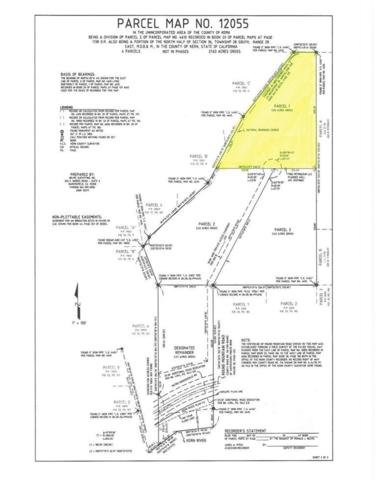 0 Round Mountain Road, Bakersfield, CA 93308 (MLS #21801887) :: MM and Associates