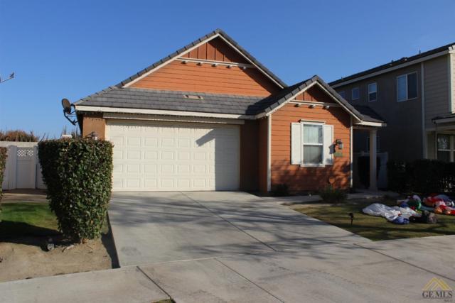 206 Spirea Street, Bakersfield, CA 93314 (MLS #21803189) :: MM and Associates