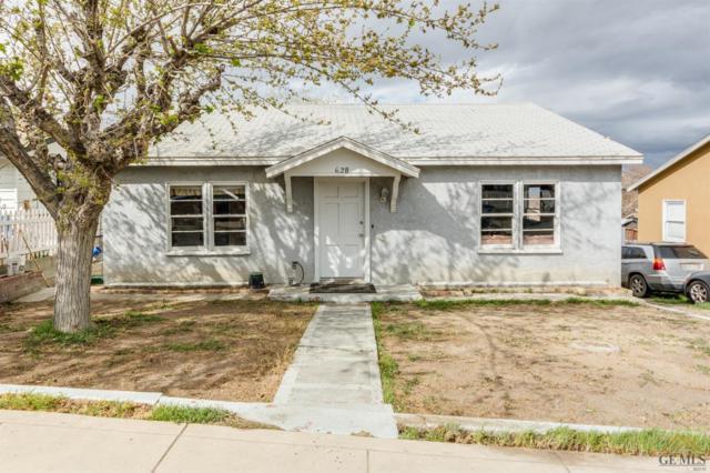 628 B Street, Taft, CA 93268 (MLS #21803222) :: MM and Associates