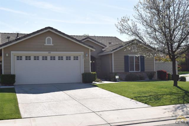600 Vermillion Drive, Bakersfield, CA 93312 (MLS #21803351) :: MM and Associates