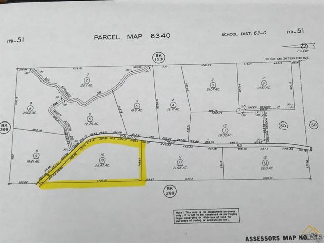 0 Caliente Creek Road Lot 10, Caliente, CA 93518 (#21903014) :: Infinity Real Estate Services