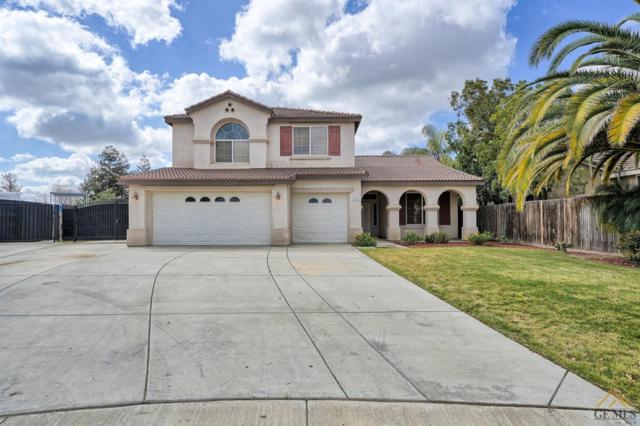 12509 Knights Bridge Place, Bakersfield, CA 93312 (#21904230) :: Infinity Real Estate Services