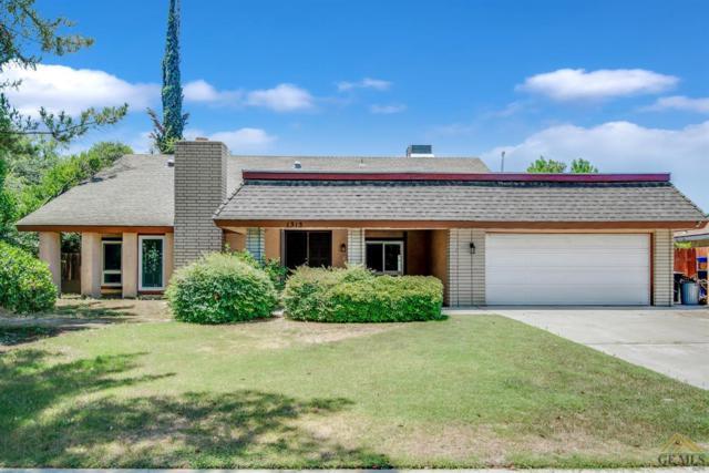 1315 La Puente Drive, Bakersfield, CA 93309 (#21907394) :: Infinity Real Estate Services