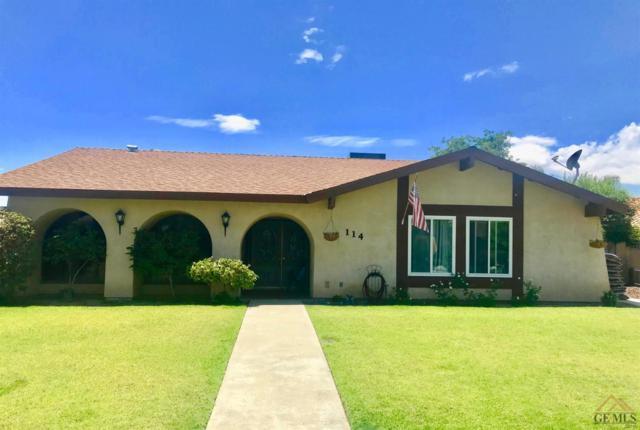 114 Village Way, Taft, CA 93268 (#21908692) :: HomeStead Real Estate