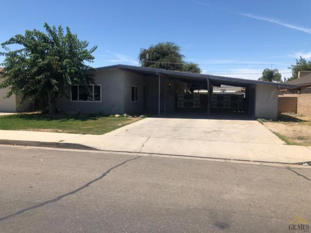 1105 Poplar Avenue, Wasco, CA 93280 (#21909381) :: HomeStead Real Estate