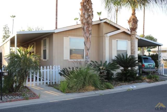 4401 Hughes Lane #85, Bakersfield, CA 93304 (#21911926) :: HomeStead Real Estate