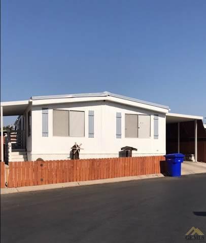 6601 Eucalyptus Drive #53, Bakersfield, CA 93306 (#21912031) :: HomeStead Real Estate