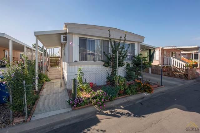6601 Eucalyptus Drive #310, Bakersfield, CA 93306 (#21912100) :: HomeStead Real Estate