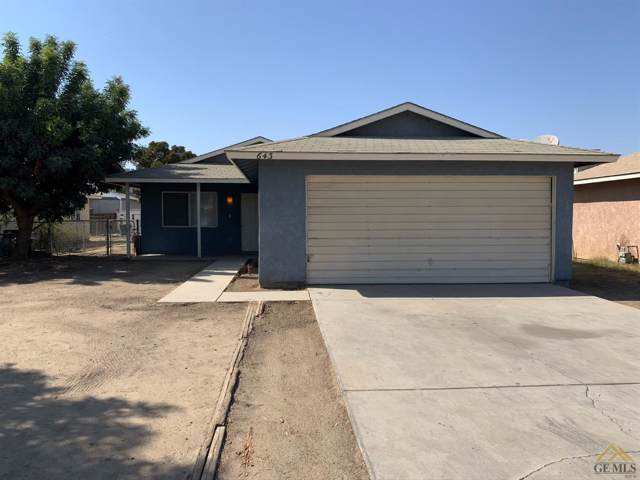 643 10th Street, Mc Farland, CA 93250 (#21912171) :: HomeStead Real Estate