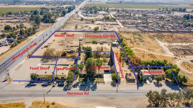 4901 Weedpatch Highway, Bakersfield, CA 93307 (#21912958) :: HomeStead Real Estate