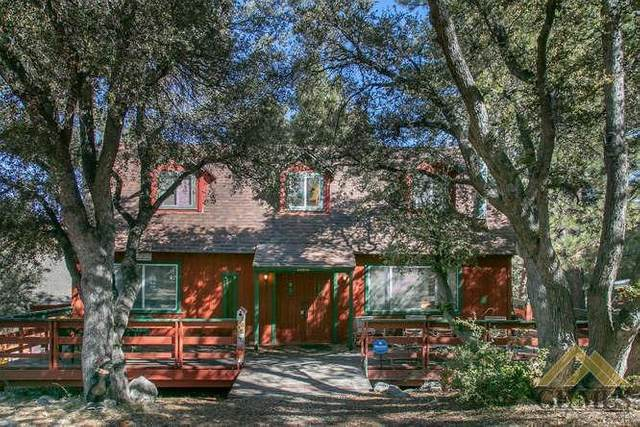 1748 Linden Drive, Pine Mountain Club, CA 93222 (#202001699) :: HomeStead Real Estate