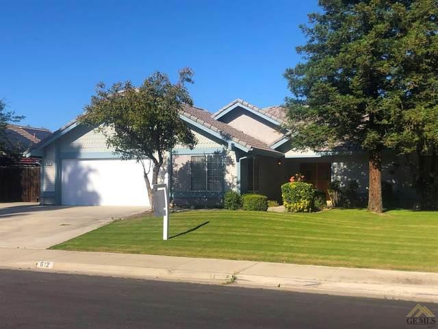 612 Las Arenas Court, Bakersfield, CA 93314 (#202005129) :: HomeStead Real Estate