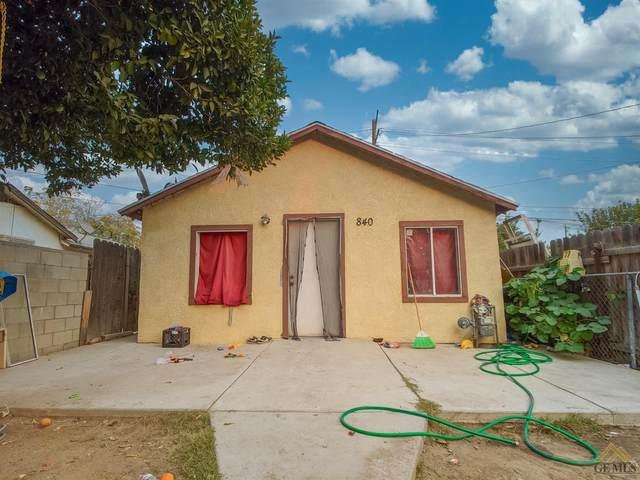 840 D Street, Wasco, CA 93280 (#202010957) :: HomeStead Real Estate