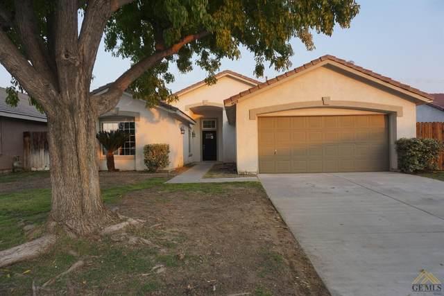 4410 Triple Crown Drive, Bakersfield, CA 93312 (#202012197) :: HomeStead Real Estate