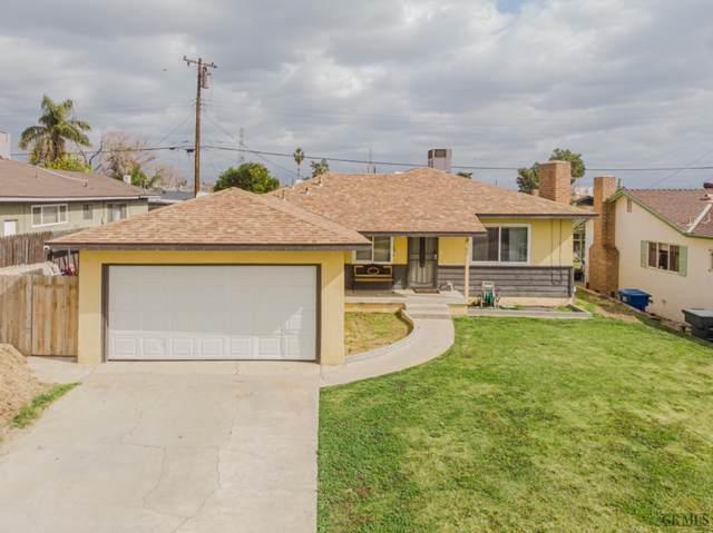 2305 Edgewood Street, Bakersfield, CA 93306 (#202101840) :: HomeStead Real Estate