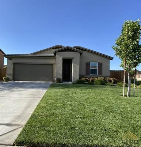 5900 Woodard Ridge Drive, Bakersfield, CA 93313 (#202104302) :: HomeStead Real Estate