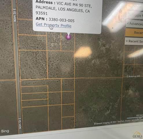 0 Vac Vic Avenue, Palmdale, CA 93591 (#202108079) :: MV & Associates Real Estate