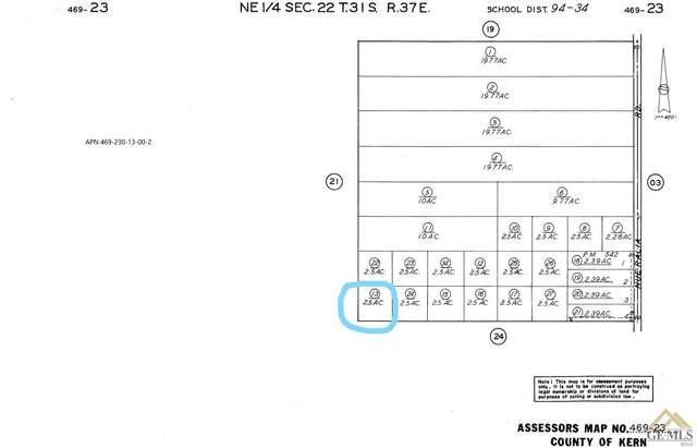 0 Apn 469-230-13, Mojave, CA 93501 (#202109954) :: MV & Associates Real Estate