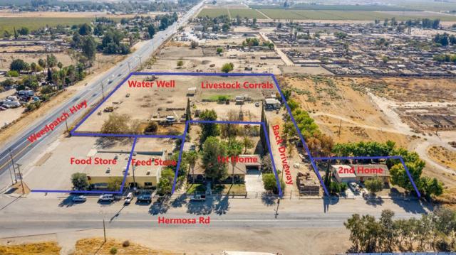 4901 Weedpatch Highway, Bakersfield, CA 93307 (#21813060) :: HomeStead Real Estate