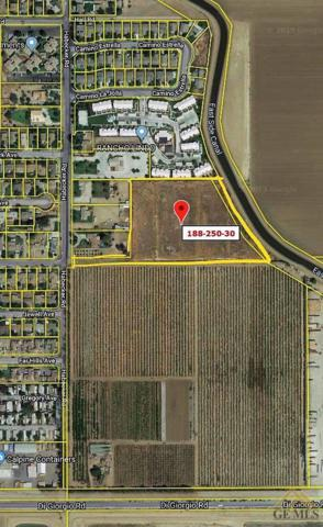 0 Habecker, Lamont, CA 93241 (#21909024) :: HomeStead Real Estate