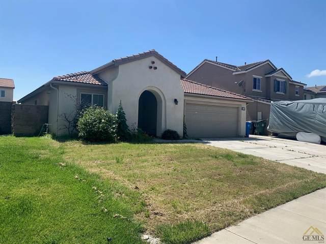 1021 Serinidad Way, Arvin, CA 93203 (#202003550) :: HomeStead Real Estate