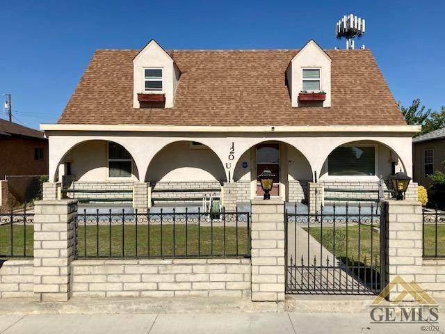 120 U Street, Bakersfield, CA 93304 (#202006636) :: HomeStead Real Estate