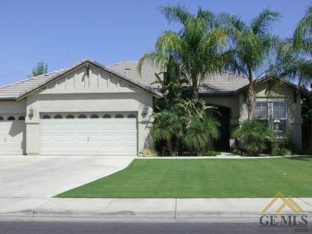 11904 Novara Avenue, Bakersfield, CA 93312 (#202103560) :: HomeStead Real Estate