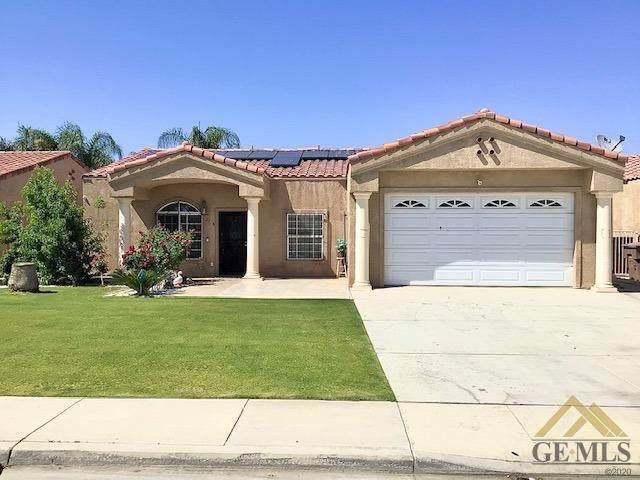 2708 Pinheiro Court, Bakersfield, CA 93313 (#202105177) :: HomeStead Real Estate