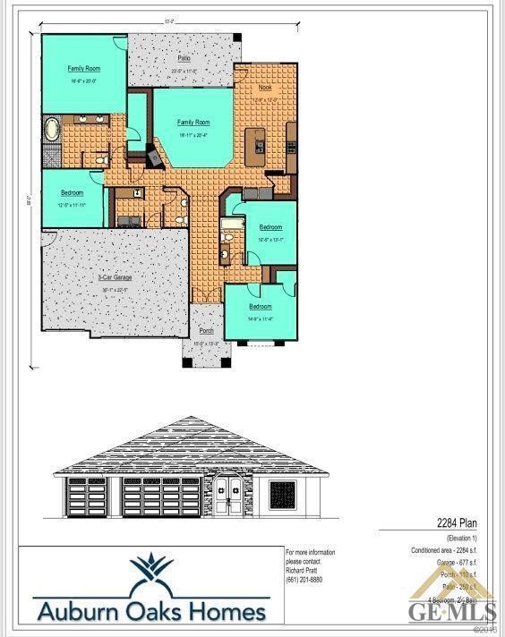 15119 Fir Court, Bakersfield, CA 93314 (MLS #21803235) :: MM and Associates
