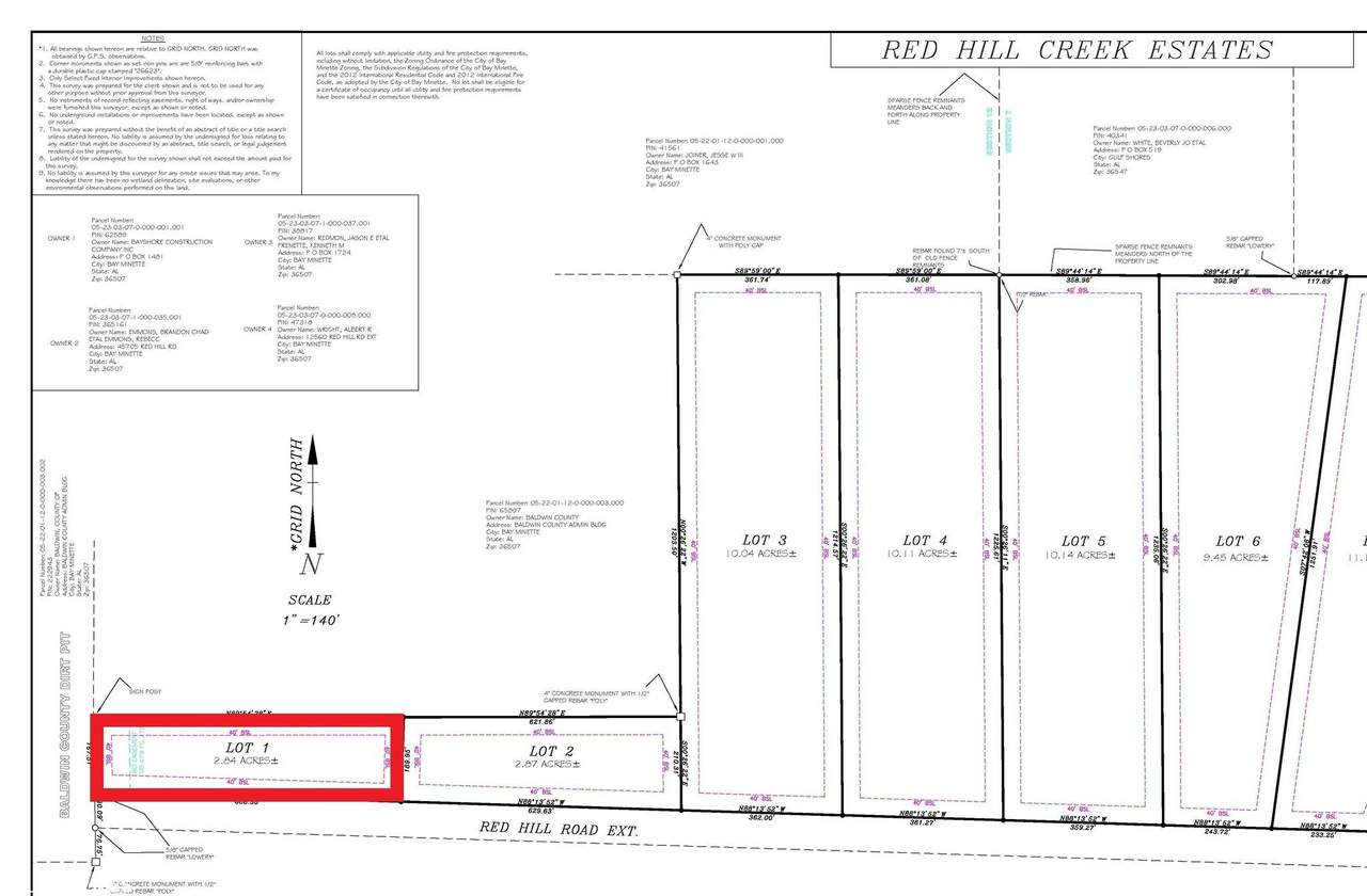 LOT 1 Red Hill Rd Ext - Photo 1