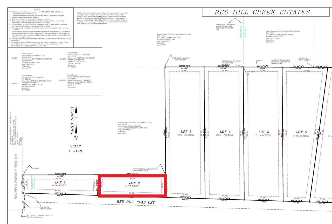 LOT 2 Red Hill Rd Ext - Photo 1