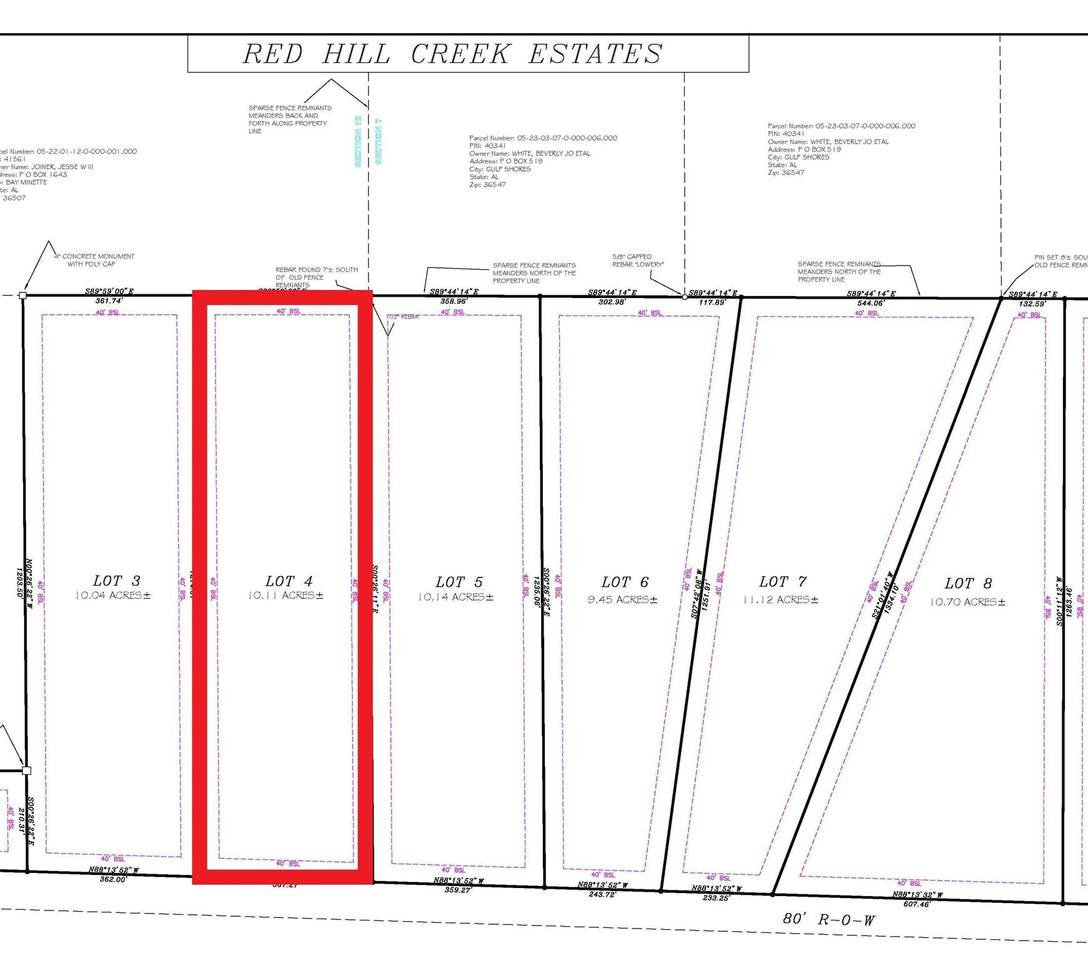 LOT 4 Red Hill Rd Ext - Photo 1