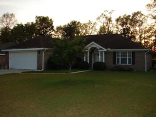 818 Wisteria Ln, Foley, AL 36535 (MLS #251218) :: Jason Will Real Estate