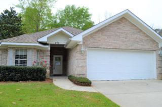 273 Hemingway Loop, Foley, AL 36535 (MLS #251263) :: Jason Will Real Estate