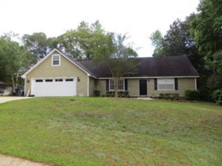 8 Rebel Rd, Spanish Fort, AL 36527 (MLS #252401) :: Jason Will Real Estate