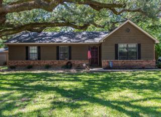 5512 Plantation Drive, Theodore, AL 36582 (MLS #253771) :: Jason Will Real Estate