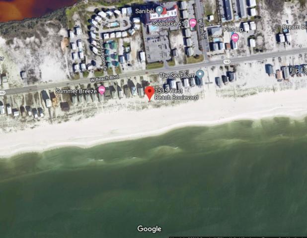 1535 W Beach Blvd, Gulf Shores, AL 36542 (MLS #276313) :: Jason Will Real Estate