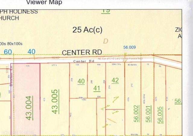 0 Center Road, Stockton, AL 36579 (MLS #239347) :: Elite Real Estate Solutions