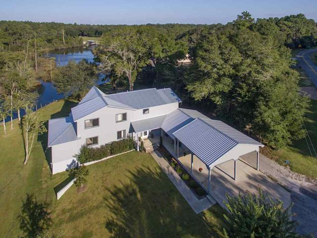 9424 Neumann Dr, Elberta, AL 36530 (MLS #260243) :: Jason Will Real Estate