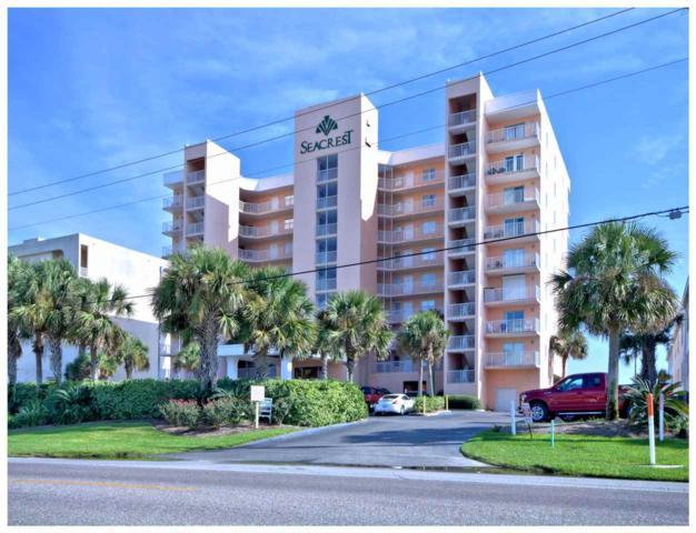 1117 W Beach Blvd #704, Gulf Shores, AL 36542 (MLS #260469) :: Jason Will Real Estate