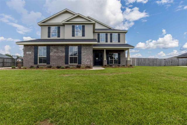 4160 Winchester Drive, Semmes, AL 36575 (MLS #260505) :: Gulf Coast Experts Real Estate Team