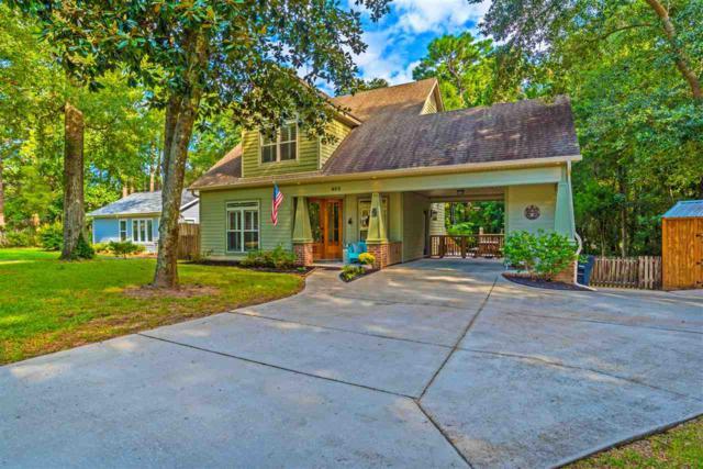663 Bellangee Avenue, Fairhope, AL 36532 (MLS #260529) :: Jason Will Real Estate
