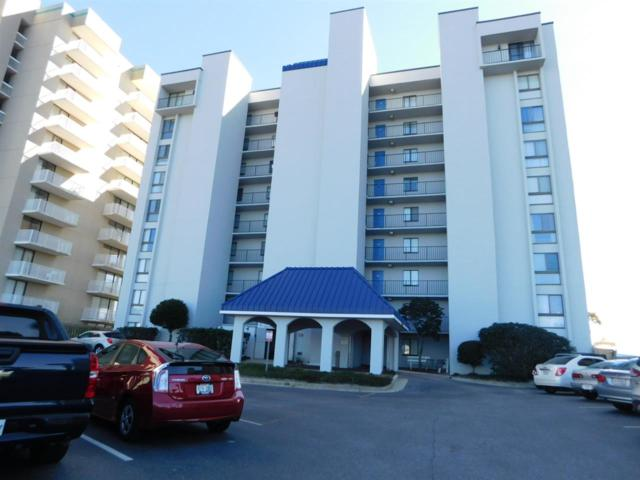 24036 Perdido Beach Blvd 8 D, Orange Beach, AL 36561 (MLS #260995) :: Coldwell Banker Seaside Realty