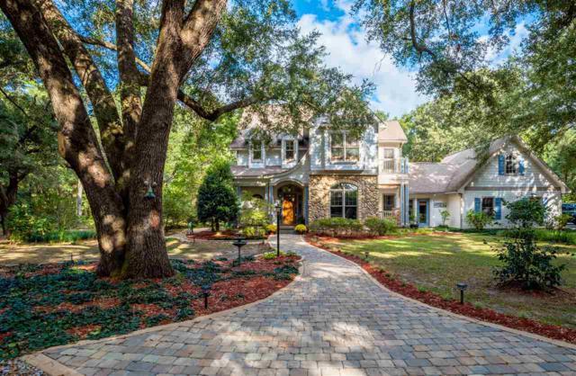 12660 Oak Tree Dr, Magnolia Springs, AL 36535 (MLS #261041) :: Jason Will Real Estate